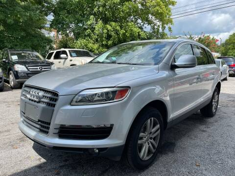2008 Audi Q7 for sale at Car Online in Roswell GA