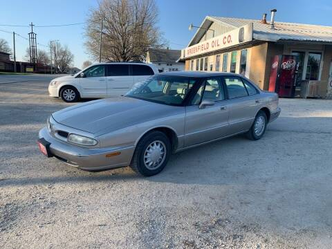 1997 Oldsmobile Eighty-Eight for sale at GREENFIELD AUTO SALES in Greenfield IA