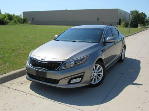 2014 Kia Optima for sale at A & R Auto Sale in Sterling Heights MI