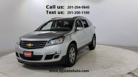 2017 Chevrolet Traverse for sale at NJ State Auto Used Cars in Jersey City NJ
