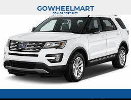 2018 Ford Explorer for sale at GOWHEELMART in Leesville LA