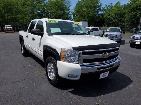 2011 Chevrolet Silverado 1500 for sale at Stach Auto in Janesville WI