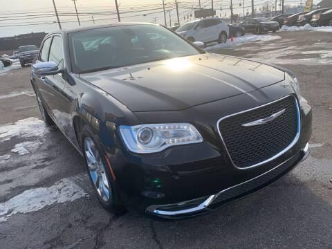 2019 Chrysler 300 for sale at M-97 Auto Dealer in Roseville MI