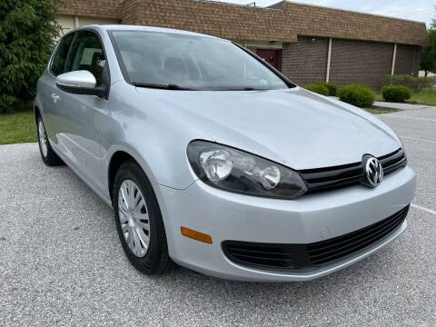 2010 Volkswagen Golf for sale at CROSSROADS AUTO SALES in West Chester PA