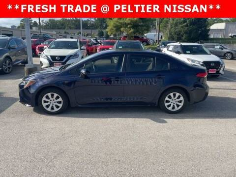 2020 Toyota Corolla for sale at TEX TYLER Autos Cars Trucks SUV Sales in Tyler TX