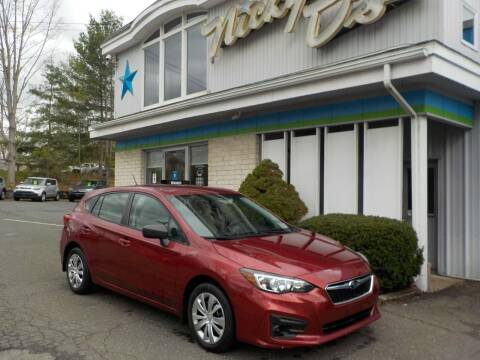 2018 Subaru Impreza for sale at Nicky D's in Easthampton MA