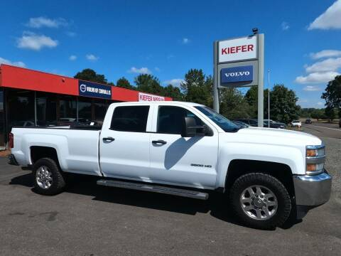2015 Chevrolet Silverado 3500HD for sale at Kiefer Nissan Budget Lot in Albany OR