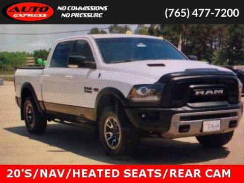 2016 RAM Ram Pickup 1500 for sale at Auto Express in Lafayette IN