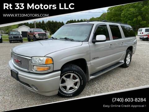 2005 GMC Yukon XL for sale at Rt 33 Motors LLC in Rockbridge OH