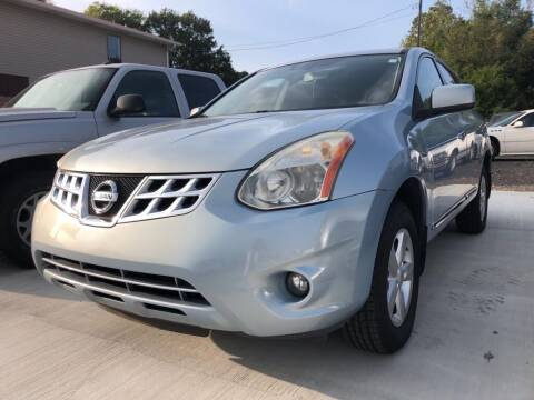 2013 Nissan Rogue for sale at Wolff Auto Sales in Clarksville TN