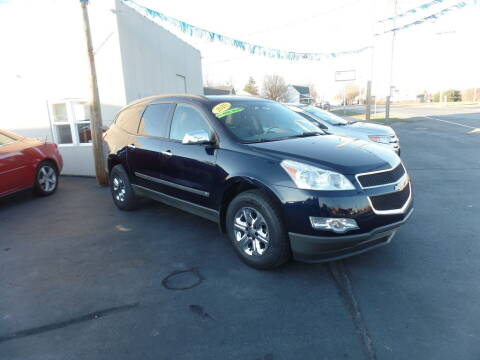 2010 Chevrolet Traverse for sale at DeLong Auto Group in Tipton IN
