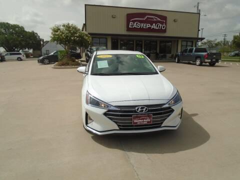 2019 Hyundai Elantra for sale at Eastep Auto Sales in Bryan TX