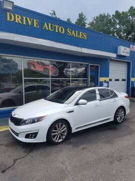 2014 Kia Optima for sale at Drive Auto Sales & Service, LLC. in North Charleston SC