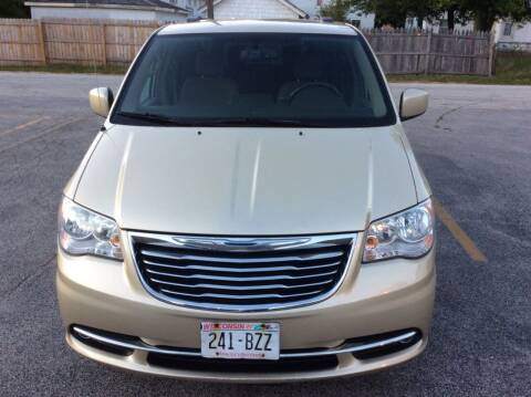 2012 Chrysler Town and Country for sale at Luxury Cars Xchange in Lockport IL