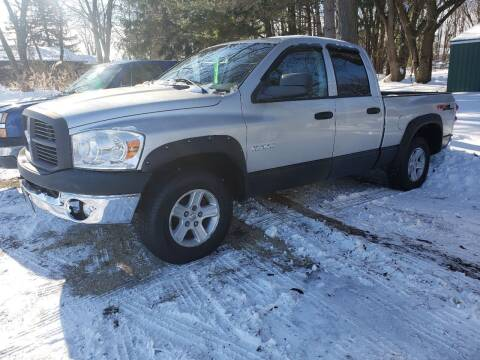 2008 Dodge Ram Pickup 1500 for sale at Northwoods Auto & Truck Sales in Machesney Park IL