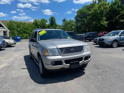 2005 Ford Explorer for sale at Auto Gallery in Taunton MA