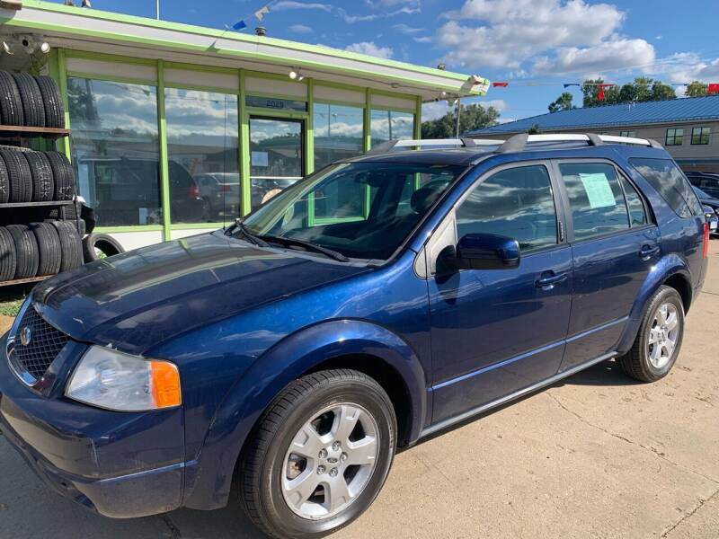 2006 Ford Freestyle for sale at Super Trooper Motors in Madison WI