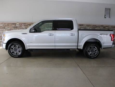 2016 Ford F-150 for sale at Bud & Doug Walters Auto Sales in Kalamazoo MI