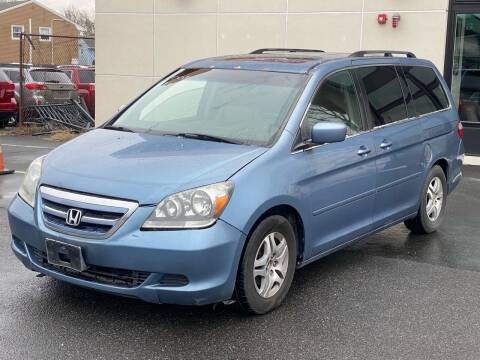 2005 Honda Odyssey for sale at MAGIC AUTO SALES in Little Ferry NJ