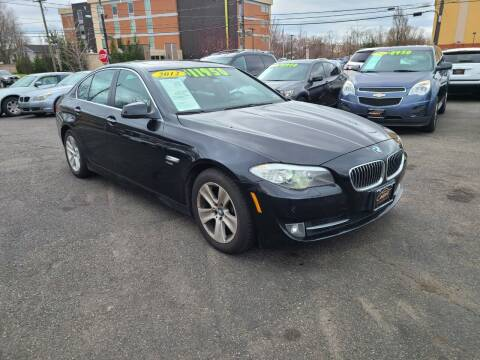 2012 BMW 5 Series for sale at Costas Auto Gallery in Rahway NJ
