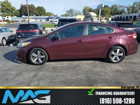 2018 Kia Forte for sale at Munsterman Automotive Group in Blue Springs MO