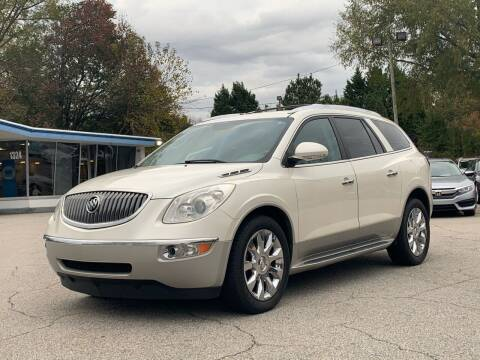 2012 Buick Enclave for sale at GR Motor Company in Garner NC