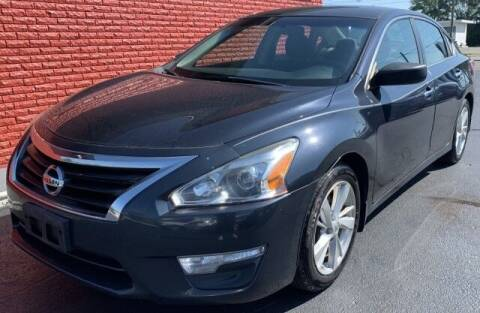 2013 Nissan Altima for sale at Cars R Us in Indianapolis IN