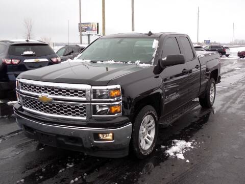 2014 Chevrolet Silverado 1500 for sale at Westpark Auto in Lagrange IN