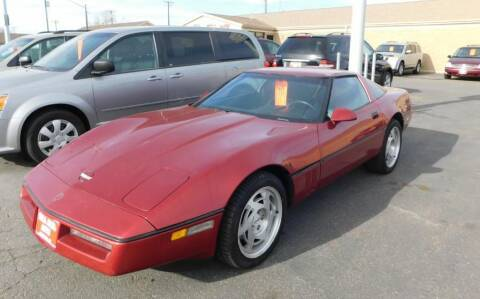 1990 Chevrolet Corvette for sale at Will Deal Auto & Rv Sales in Great Falls MT
