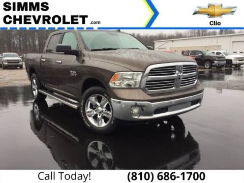 2018 RAM Ram Pickup 1500 for sale at Aaron Adams @ Simms Chevrolet in Clio MI