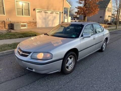 2005 Chevrolet Impala for sale at Jordan Auto Group in Paterson NJ