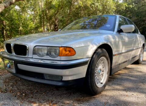 2000 BMW 7 Series for sale at Classic Car Deals in Cadillac MI