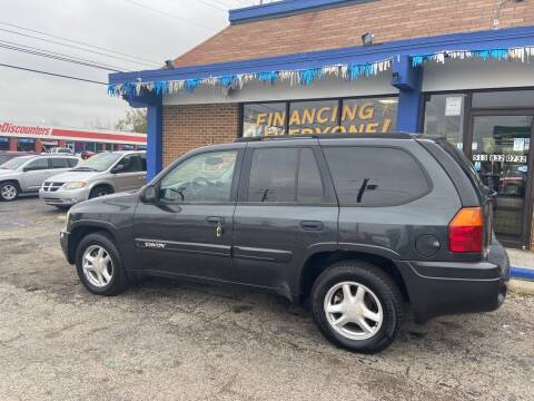 2005 GMC Envoy for sale at Duke Automotive Group in Cincinnati OH