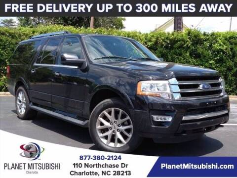 2017 Ford Expedition EL for sale at Planet Automotive Group in Charlotte NC