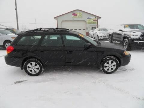 2005 Subaru Outback for sale at Jefferson St Motors in Waterloo IA