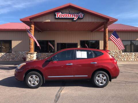 2013 Nissan Rogue for sale at Tommy's Car Lot in Chadron NE