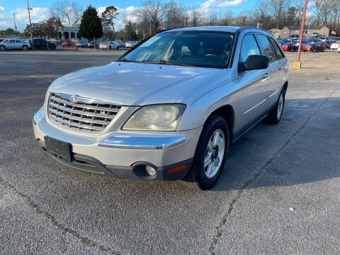 2006 Chrysler Pacifica for sale at Certified Motors LLC in Mableton GA