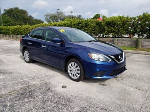 2019 Nissan Sentra for sale at GATOR'S IMPORT SUPERSTORE in Melbourne FL