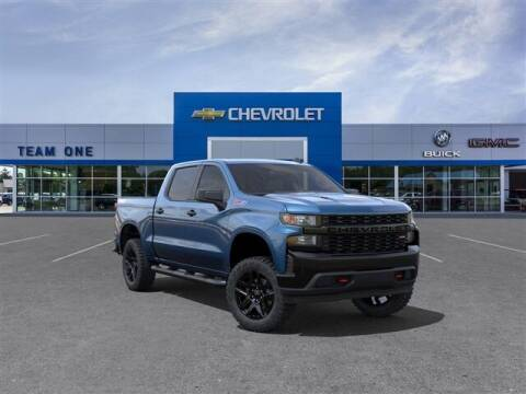 2021 Chevrolet Silverado 1500 for sale at TEAM ONE CHEVROLET BUICK GMC in Charlotte MI