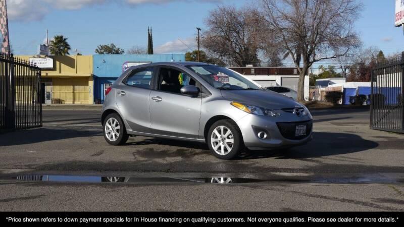 2014 Mazda MAZDA2 for sale at Westland Auto Sales in Fresno CA