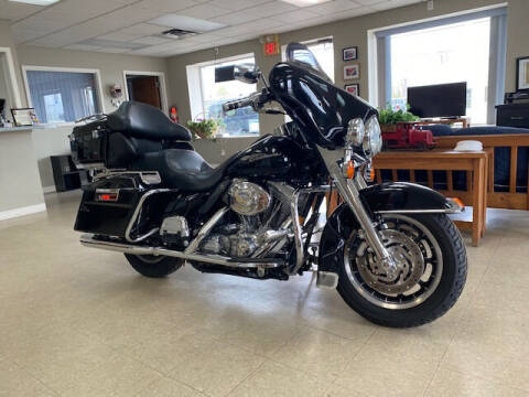 2006 Harley-Davidson ELECTRA GLIDE STANDARD CLASSIC for sale at Bruce Kunesh Auto Sales Inc in Defiance OH