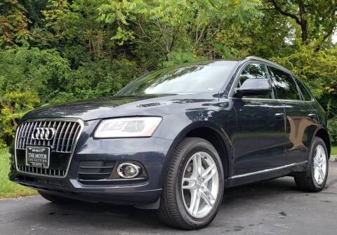 2017 Audi Q5 for sale at The Motor Collection in Columbus OH