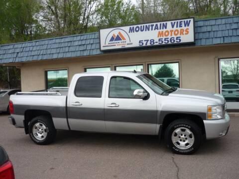 2011 Chevrolet Silverado 1500 for sale at Mountain View Motors Inc in Colorado Springs CO