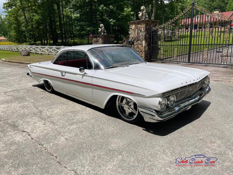 1961 Chevrolet Bel Air for sale at SelectClassicCars.com in Hiram GA