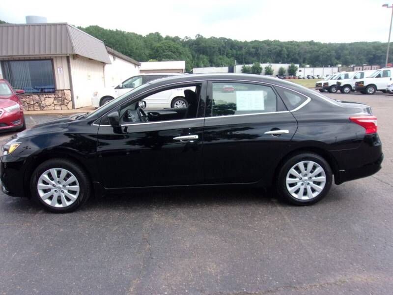 2018 Nissan Sentra for sale at Welkes Auto Sales & Service in Eau Claire WI