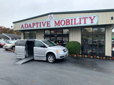 2010 Dodge Grand Caravan for sale at Adaptive Mobility Wheelchair Vans in Seekonk MA