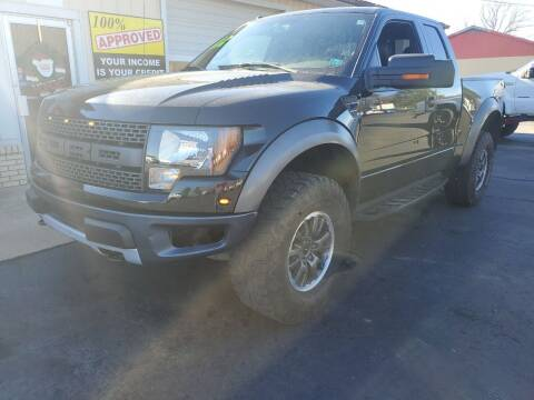 2010 Ford F-150 for sale at Bailey Family Auto Sales in Lincoln AR