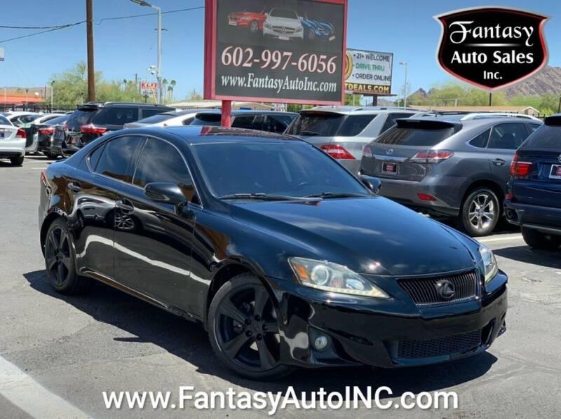 2011 Lexus IS 250 for sale in Phoenix, AZ