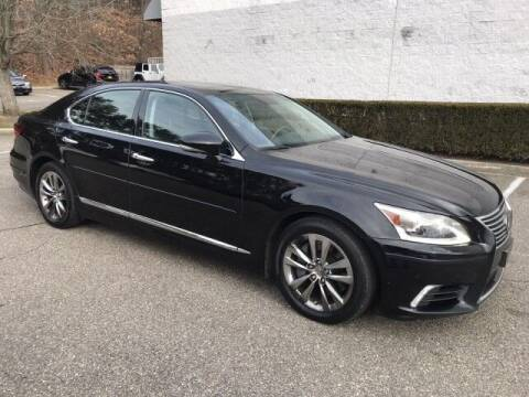 2013 Lexus LS 460 for sale at Select Auto in Smithtown NY