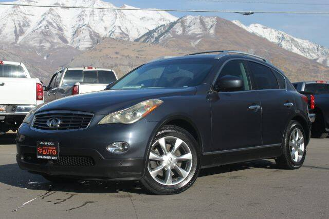 2008 Infiniti EX35 for sale at REVOLUTIONARY AUTO in Lindon UT